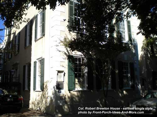 Colonel Robert Breton House