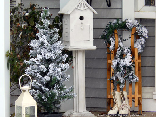 Winter Decorating Ideas For Your Porch Decorating Ideas For Winter