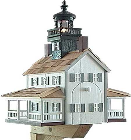 creative mailboxes - lighthouse