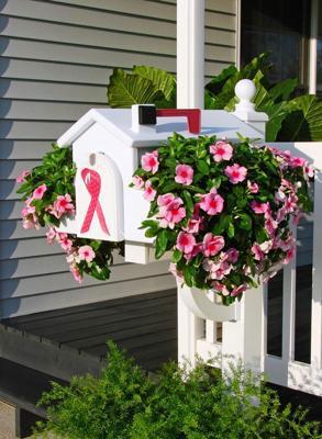 decorative mailbox cover