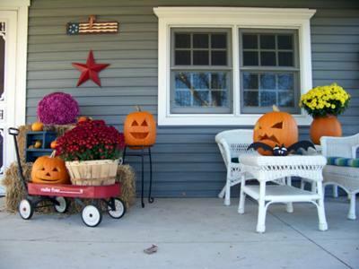 Farm Country Halloween