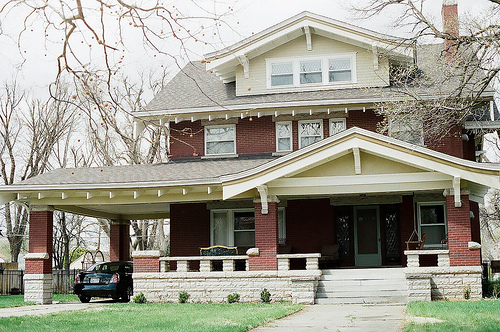 Great Heritage house built in the s For Craftsman style home plans visit