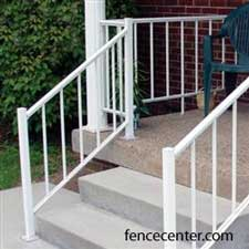 Aluminum Railing Sections - example 4
