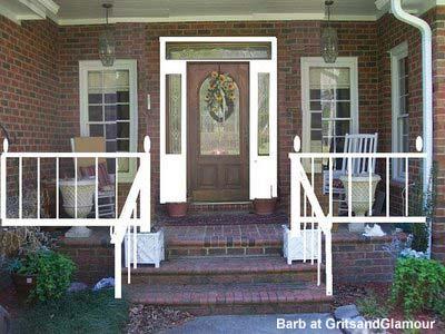 front porch design - mock-up