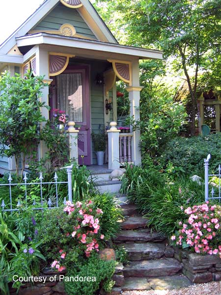 Front porch ideas - Victorian style