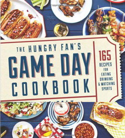 perfect cook book with game day recipes