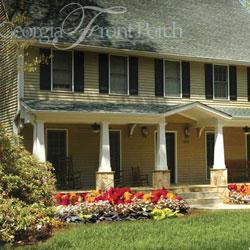 Featured builder - Georgia Front Porch