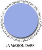 haint blue la Maison dark