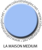 haint blue la Maison medium
