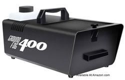400 watt ground fogger for halloween
