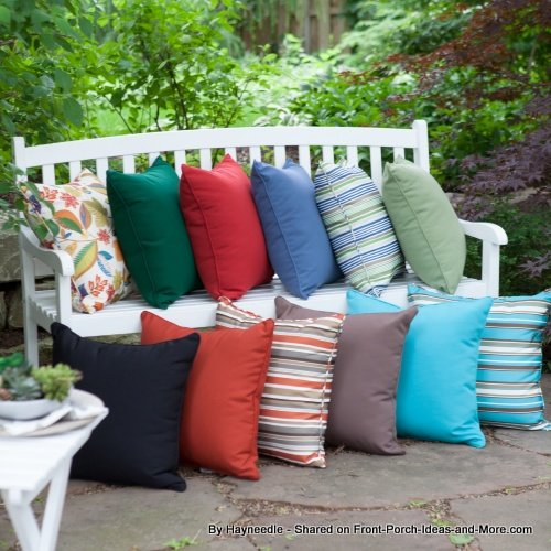 porch swing cushions from hayneedle