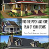 collage of houses with porches