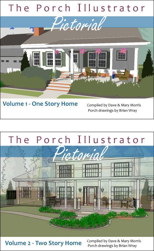Porch Illustrator Vol 1 & Vol 2