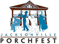 jacksonville porchfest logo
