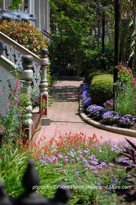 English garden example