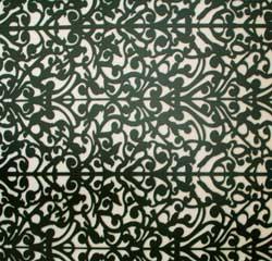 lattice fence design - Ginger Dove