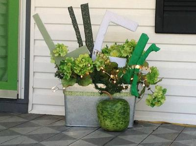 St. Patrick's Day  - luck of the Irish by Beth Currituck