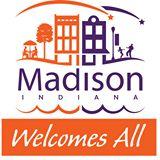 logo for madison indiana