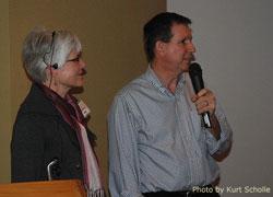 Mary & Dave at NAMS 7