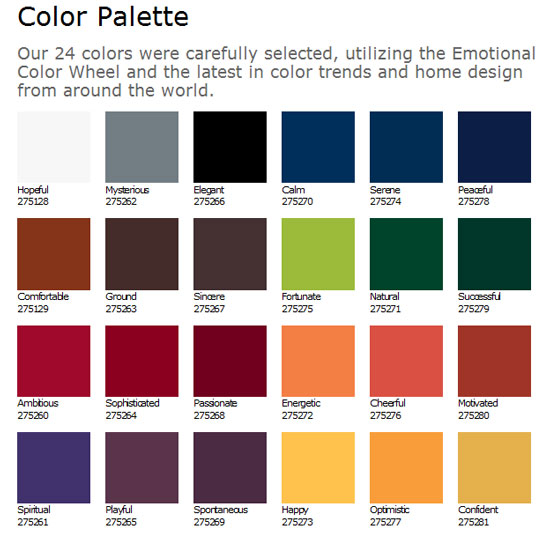 Modern Masters Front Door Paint Color Chart