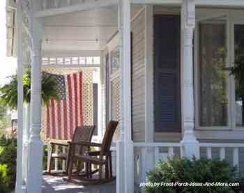 Porch memory photo