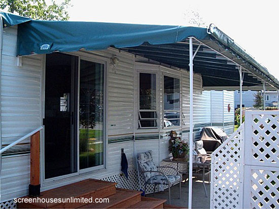 A Screen Porch Kit is a Great Way to Make a Porch Enclosure