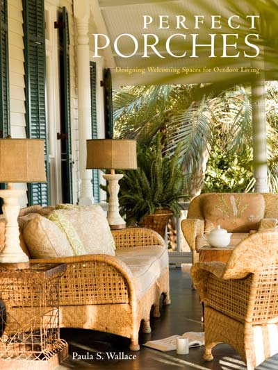 Perfect Porches book cover