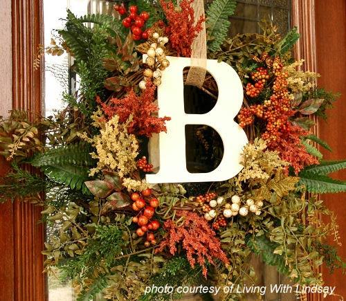 Front Door Wreaths To Beautify Your Home