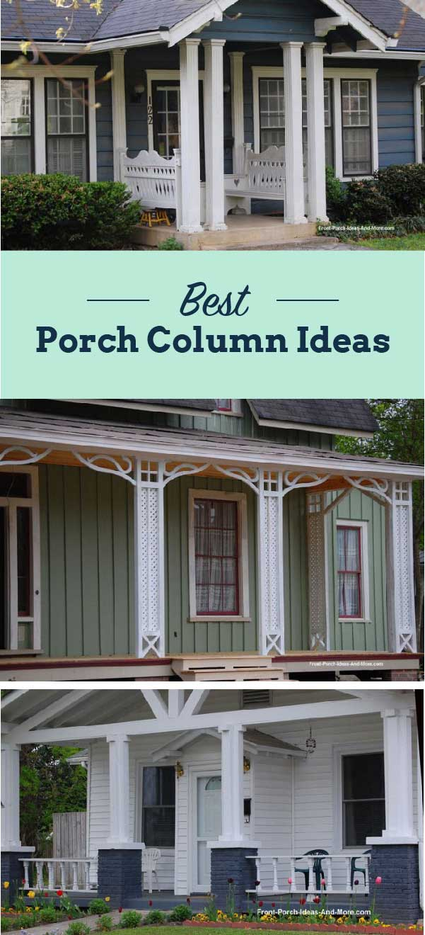 which porch columns will look great on your home