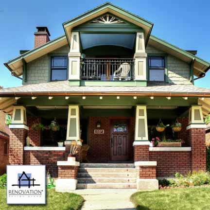 Porch designs - bungalow after
