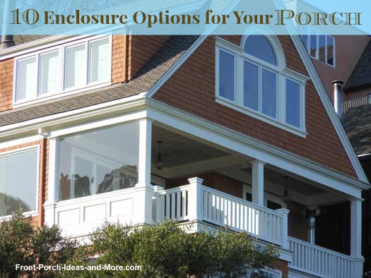 Porch enclosures ten great ideas to consider vinyl windows for porch solutioingenieria Image collections
