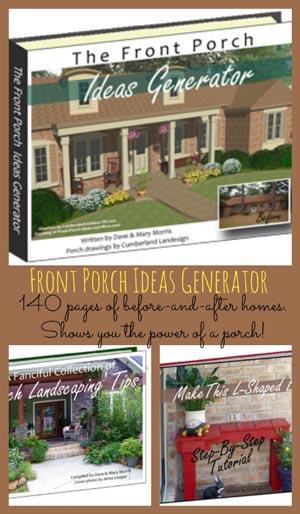 Front Porch Ideas Generator, an eBook