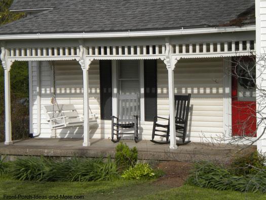 porch swing memories