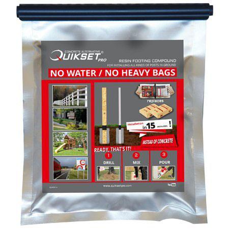 Quikrete® Pro Medium resin compound