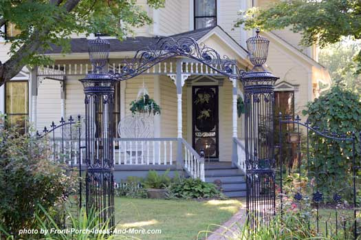 beautiful Victorian home in Richfield Ohio