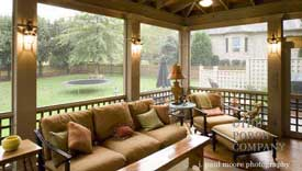 your screened porch plans should include the features you want - Screened Patio Designs