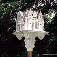 Family Home Plans bird house