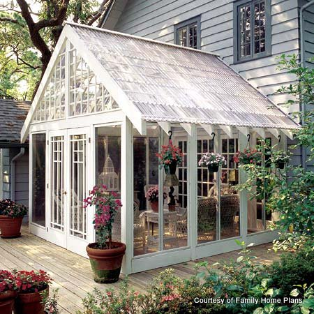 Family Home Plans Screened Porch Plan #501916