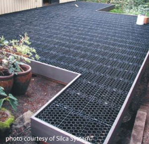 Silca System® grates on deck