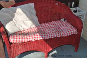 Cushion Decorating Idea