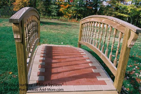Silca System® bridge construction