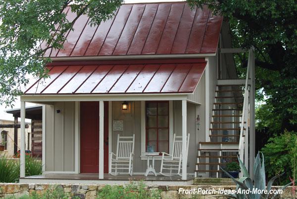 Sunday House in Fredericksburg Texas