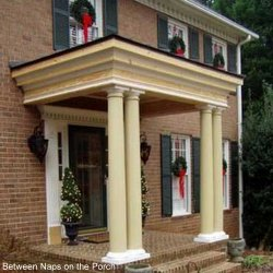Susan's front porch remodel