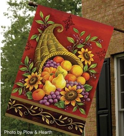 Thanksgiving flag