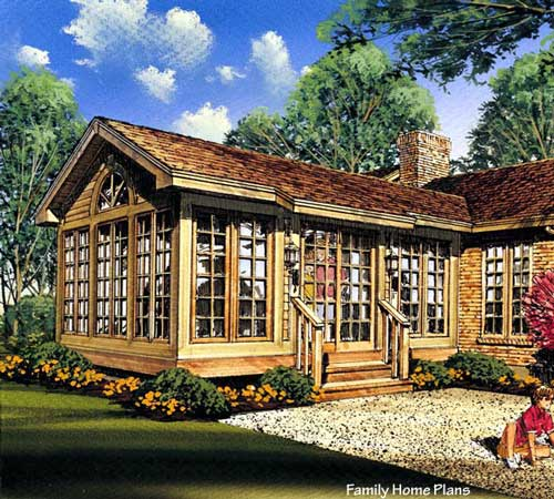 Three season porch plan 85935
