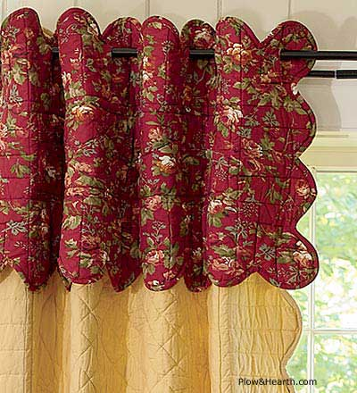 Window Quilts for sunrooms