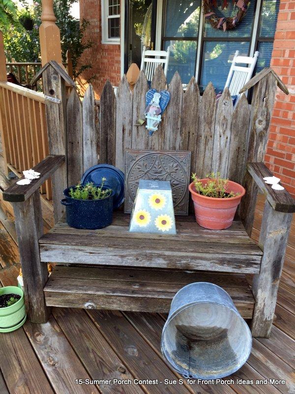 Pleasant Summer Porch contest entry