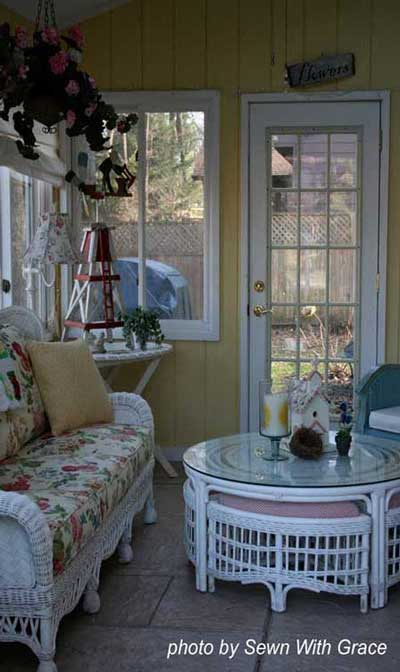 Easy Decorating Ideas For Three Season Porch