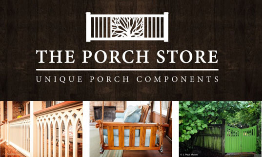 The Porch Company Porch Store Logo
