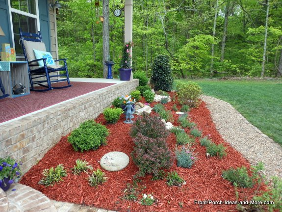 Front lawn landscaping ideas front yard landscaping for Soft landscaping ideas